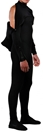 8/7mm Men's Henderson THERMOPRENE Semi-Dry Hooded Wetsuit Chest Entry - A887MF-01