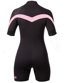 Henderson Thermoprene Shorty Front Zip Wetsuit - A630WF-66
