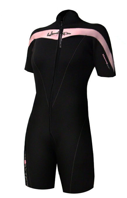 Henderson Thermoprene Shorty Front Zip Wetsuit