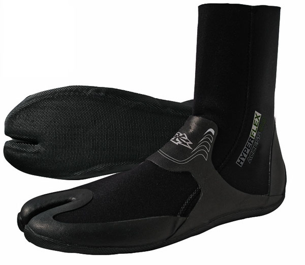 Hyperflex 3mm Access Split Toe Boots