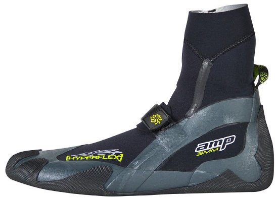 Hyperflex 7mm Amp Boots Round Toe Neoprene - Redesigned