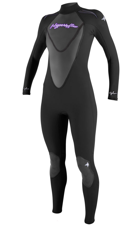 Hyperflex Cyclone 2 3/2mm Women's Wetsuit - ALL NEW DESIGN! - XD832WB-01
