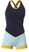 Roxy Kassia Meador Wetsuit 2mm Cross Back Short John - LIMITED EDITION - KM220WG-BLU