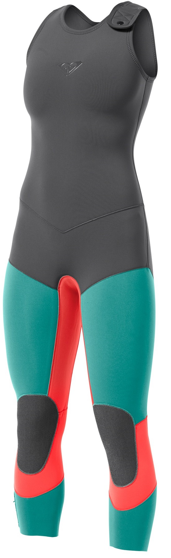 Roxy Kassia Meador Wetsuit 3mm Long John Wetsuit Limited Edition - New Fall Color! - ARJW700000-XKMG