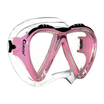 Cressi Sub Lince Mask Pink