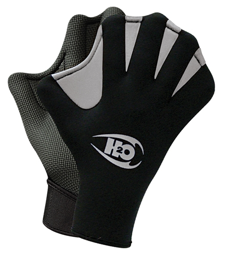 Lycra paddle gloves by h2Odyssey