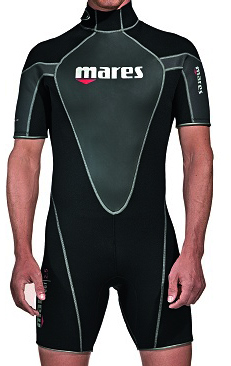 Mares 3mm Reef Men's Shorty Wetsuit - 482067
