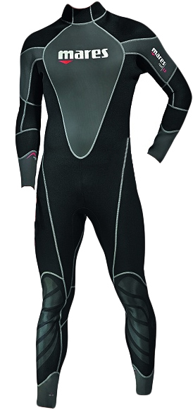 Mares 3mm Reef USA Men's Full Wetsuit -