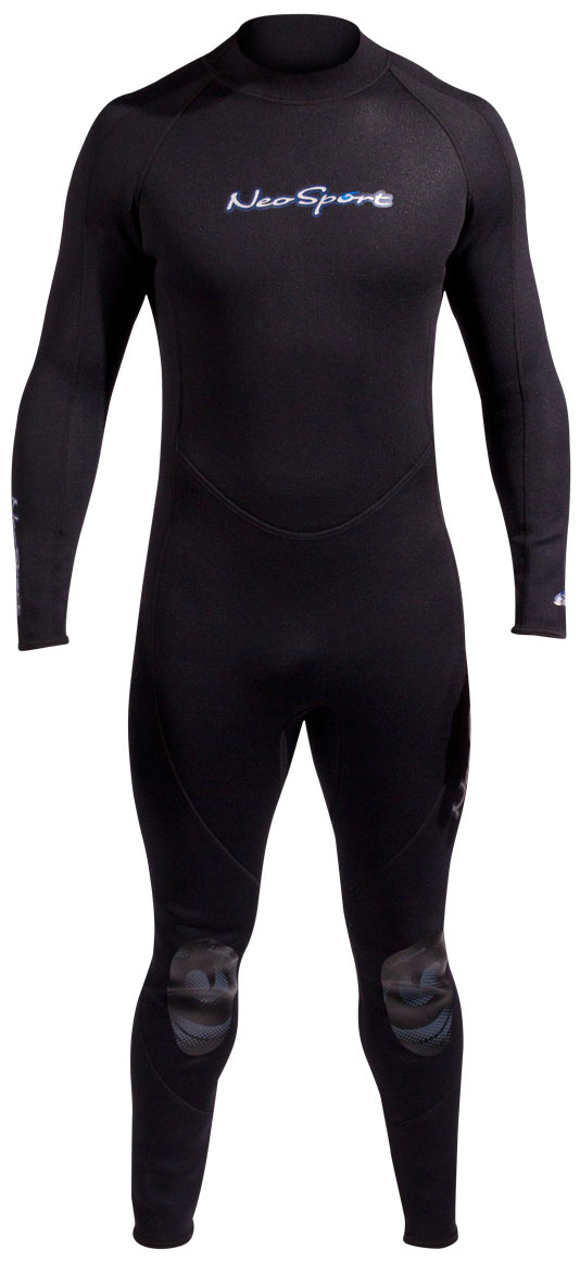 1mm Men's NeoSport Neoprene Wetsuit - S805MB-01