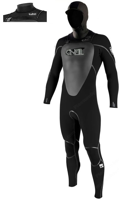 O'Neill Mutant Wetsuit Junior 4/3mm Removable Hood Unisex - 3169-S78