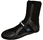 3mm Neoprene Boot Round Toe Mens & Womens - BK16