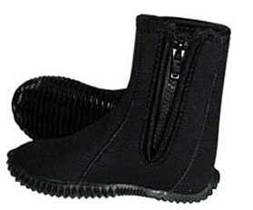 NeoSport by Henderson 5mm High Top Childs Zipper Boots -
