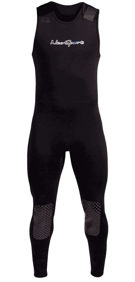 5mm Men's NeoSport Waterman Long John Wetsuit