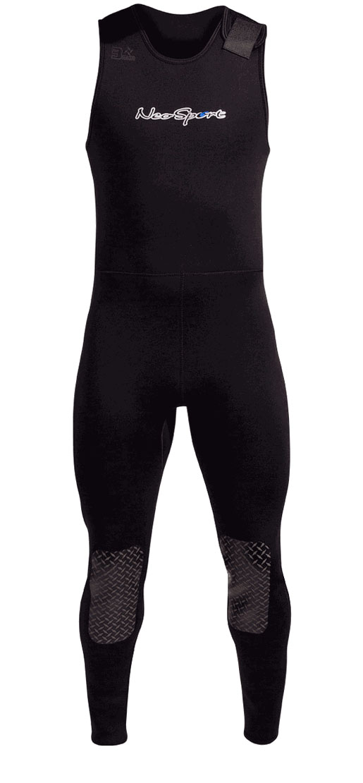7mm Men's NeoSport Waterman Long John Wetsuit
