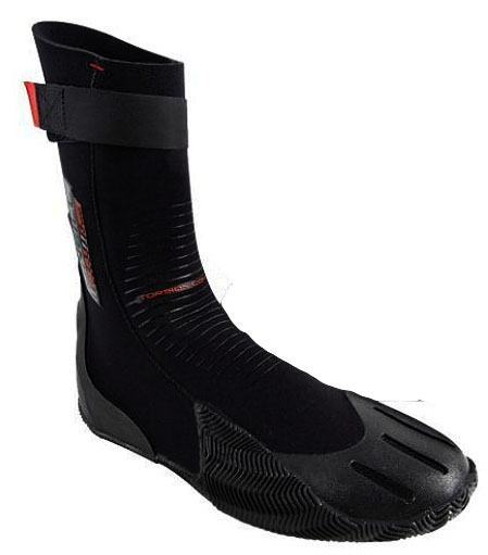 O'Neill Heat Booties 3mm Wetsuit  Boots Round Toe