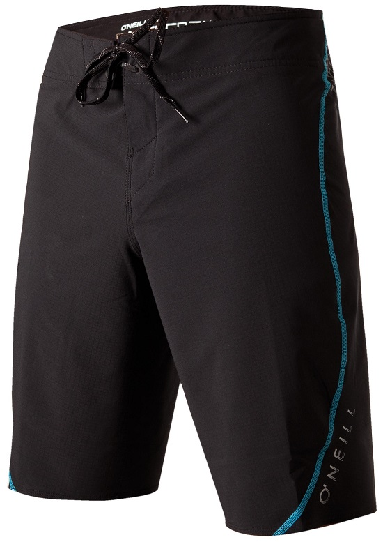 O'Neill Hyperfreak Techno Butter Men's Boardshorts Black - 14106102-BLK