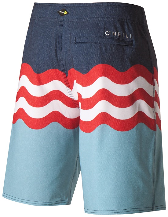 O'Neill Jordy Freak Men's Boardshorts - Navy - 14106254-NVY
