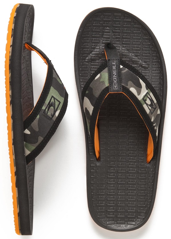 O'Neill Koosh Patterns 2 Men's Flip Flops -Sandal - Camo
