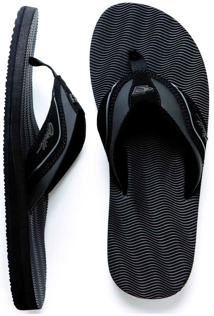 O'Neill Koosh'N 2 Men's Flip Flop- Sandal - Black