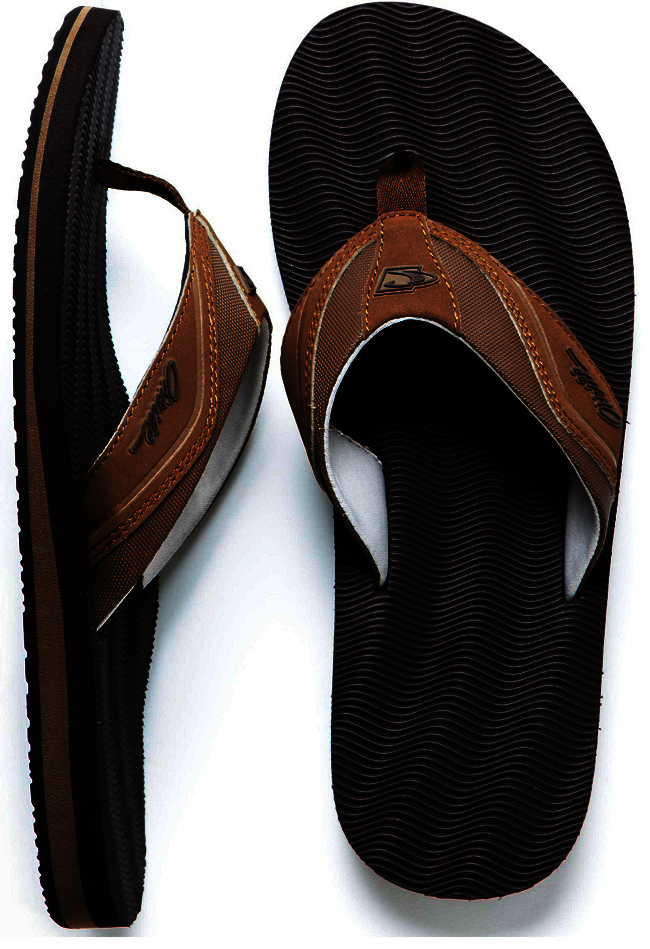 O'Neill Koosh'N 2 Men's Flip Flops -Sandal - Brown -