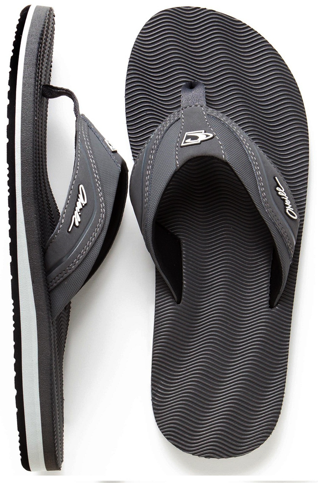 O'Neill Koosh'N 2 Men's Flip Flops - Sandal - Grey