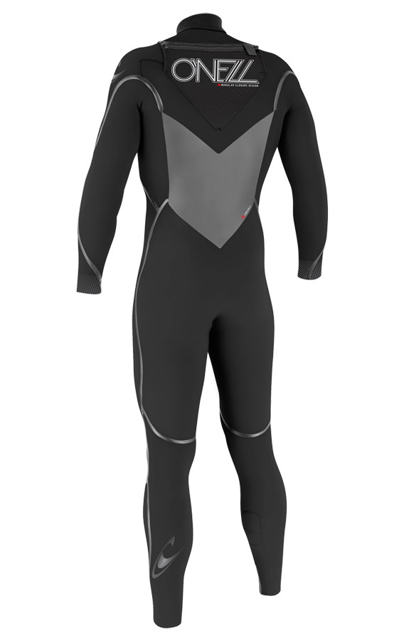 O'Neill Men's Mutant 4/3 Hooded Wetsuit - 4196-A05