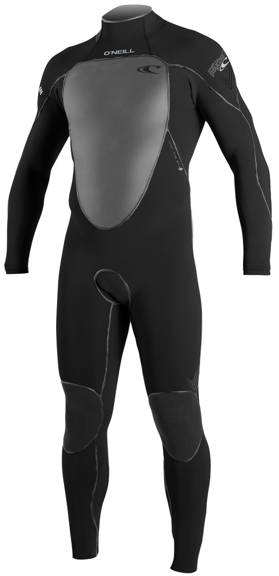 O'Neill Psycho 3 Wetsuits Men's 3/2mm Full Suit 4382  - Redesigned