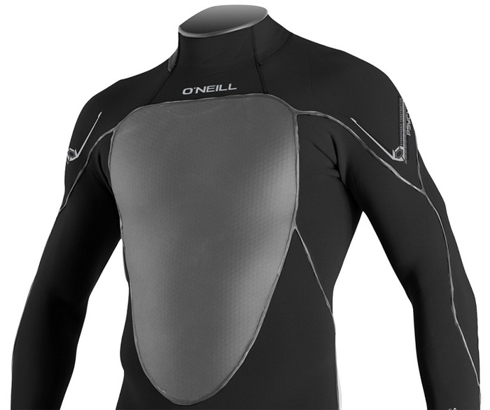 O'Neill PSYCHO 3 III ZEN Zip 4/3mm SSW Men's Wetsuit - NEW! - 4038-J94
