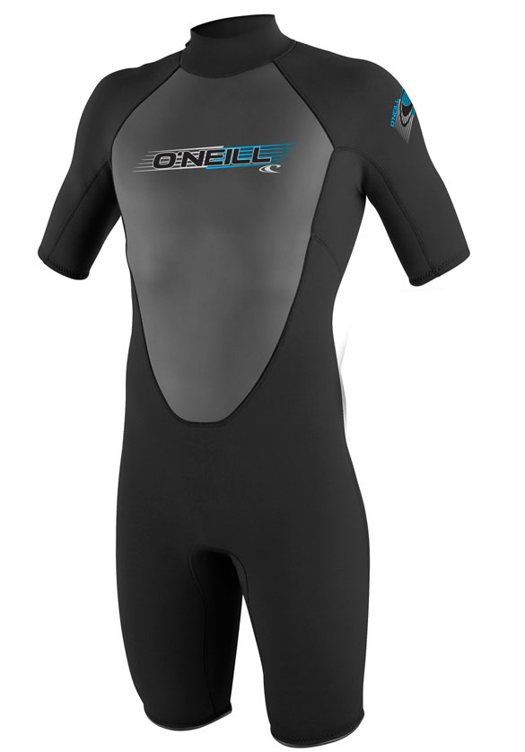 O'Neill Reactor Springsuit Shorty Wetsuit Mens 2mm - 3799-A05