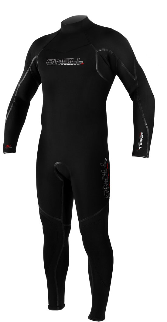 O'Neill Men's Sector Wetsuit 3mm - Black