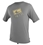 O'Neill Loose Fit Rashguard Tee Short Sleeve 50+ UV Protection - Metal - 3753-084