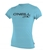 O'Neill Women's Rashguard Rash Tee 50+ UV Protection Light Turquoise - 3547-117