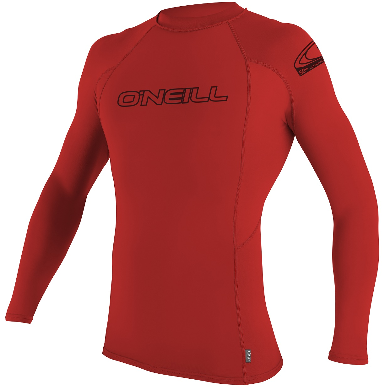O'Neill Youth Skins Rashguard Long Sleeve 50+ UV Protection -Red - 3346-020