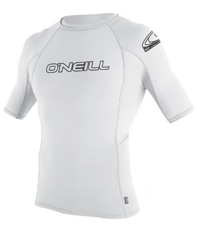 O'Neill Youth Skins Rashguard Short Sleeve 50+ UV Protection -