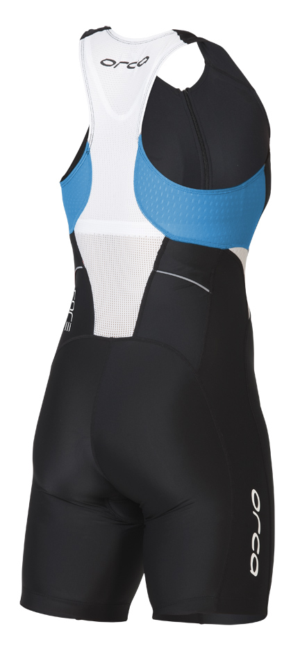 Womens Orca Core Tri Racesuit - River Blue - YVC5