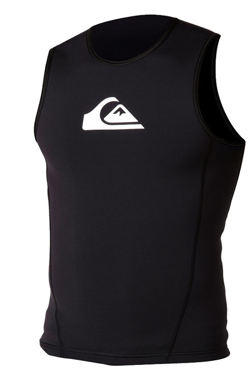 Quiksilver 1mm Syncro Vest - SA029MF-BKW