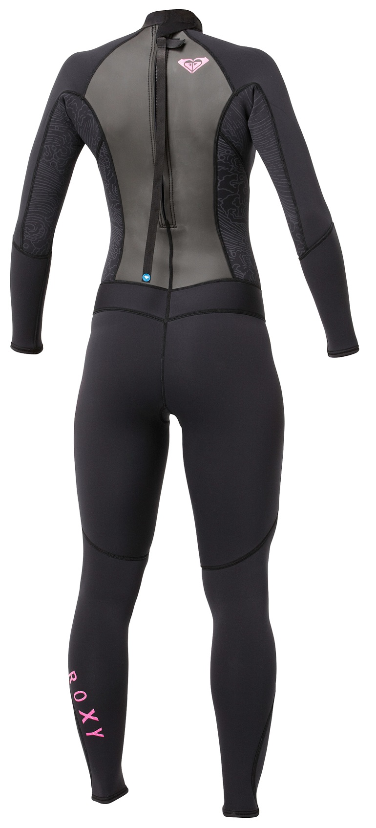 Quiksilver 3/2mm Syncro GBS Boys Wetsuit 3/2mm - SA309BG-BBL
