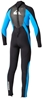 Quiksilver 3/2mm Syncro Wetsuit GBS Boys / Girls 3/2mm - SA309BG-BKY