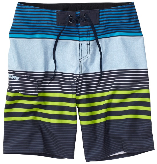 "Quiksilver Men's Boardshorts Mays Hayes 21"" - Blue"