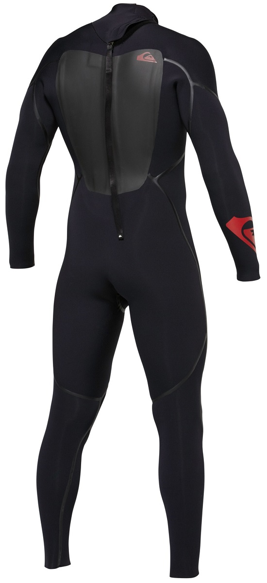 Quiksilver Pyre 4/3mm Men's Back Zip LFS Wetsuit - AQYFL00015-KVD0
