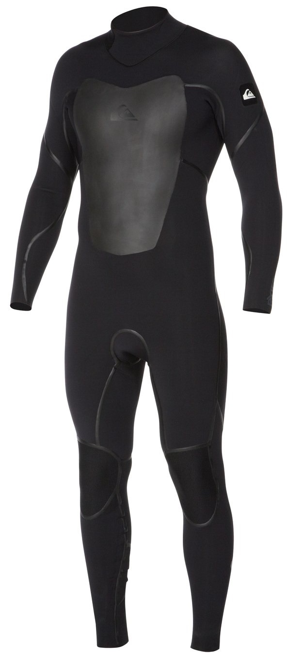 Quiksilver Pyre 5/4/3mm Men's Back Zip Wetsuit