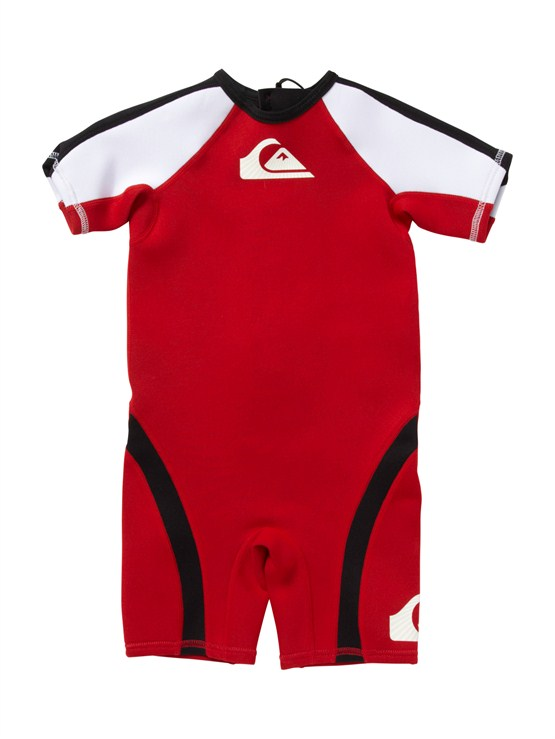 Quiksilver Syncro 1.5mm boys Toddler Springsuit - SA218TF-BLU