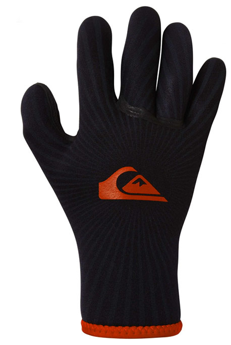 3mm Quiksilver Syncro Glove - SA824ML-BLK