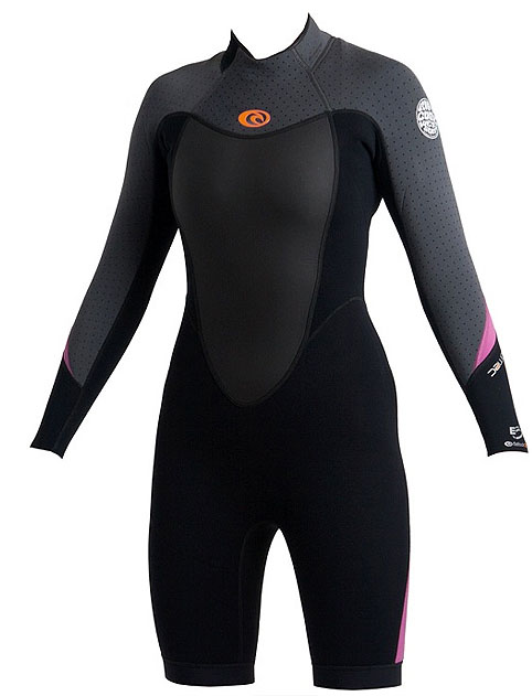 Women's Rip Curl Dawn Patrol Women's Springsuit Long Sleeve 2mm