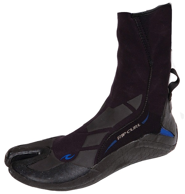 Rip Curl E-Bomb Pro Neopren Boots 2mm Strapless Split Toe Men's and Women's