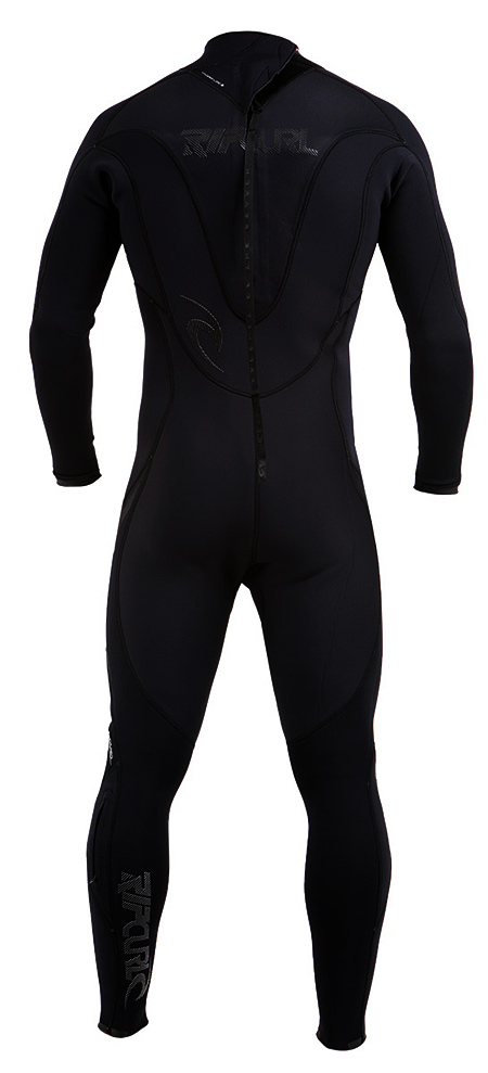 Rip Curl Insulator Core Wetsuit 4/3mm Back Zip - WSMXRM-BBW