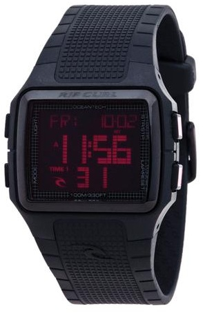 Rip Curl Drift Midnight Men's Watch - BLACK - A2397-MID-Black