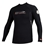 Rip Curl Hotskins Neoprene Jacket .5mm Long Sleeve - WVEMDM-BLK