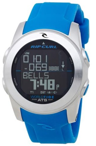 Rip Curl Pipeline World Tide Watch - BLACK - A1083-BLK-Black