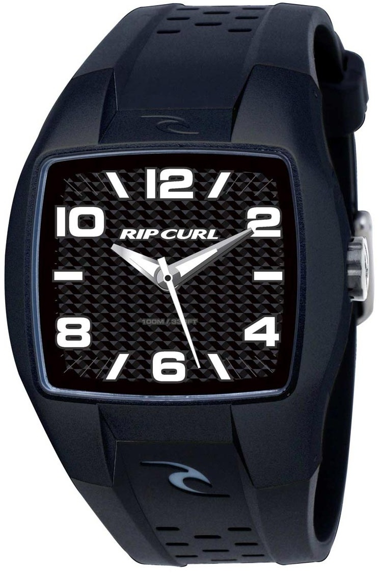 Rip Curl Men's Pivot Watch Sport Waterproof Black